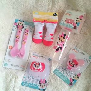 Gift set for baby girl